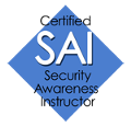 Securit Awareness Instructor - SAI