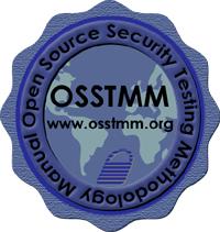 OSSTMM Logo